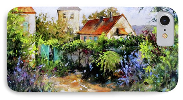 Garden Pleasures Phone Case by Rae Andrews