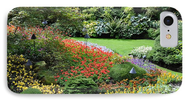 Garden Tapestry 4 IPhone Case by Tanya  Searcy