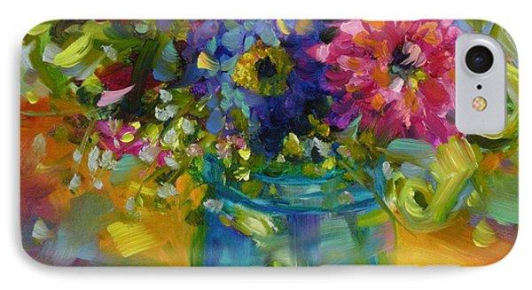 Garden Treasures IPhone Case by Chris Brandley