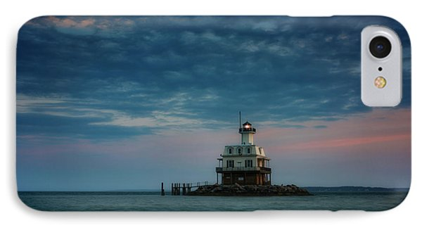 Gardiners Bay At Dusk IPhone Case by Rick Berk