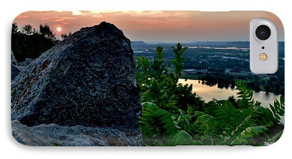 Garvin Heights Sunset IPhone Case