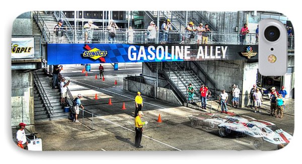 Gasoline Alley 2015 IPhone Case by Josh Williams