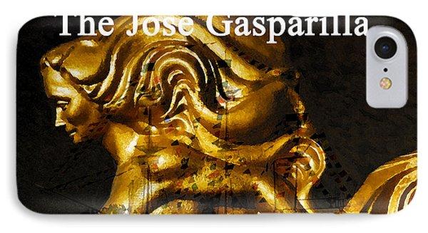 Gaspar's Golden Girl IPhone Case