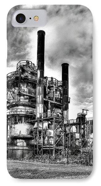 Gasworks Park, Seattle, Wa IPhone Case by Greg Sigrist