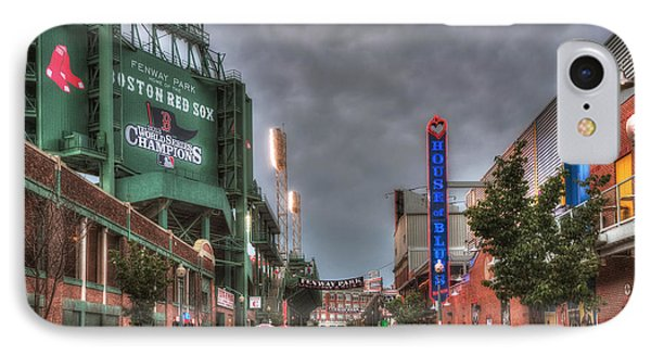 Gate E - Fenway Park Boston Phone Case by Joann Vitali