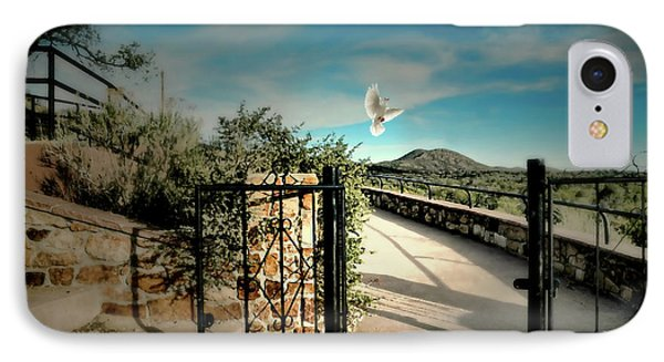 Gate To The Martyrs IPhone Case