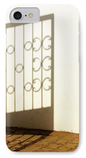 Gate Shadow IPhone Case