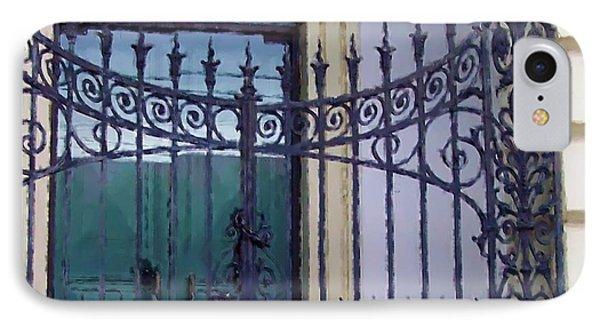 Gated Phone Case by Debbi Granruth