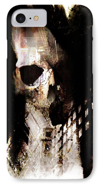 Gates IPhone Case by Ken Walker