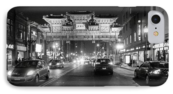 Gateway To Chinatown IPhone Case