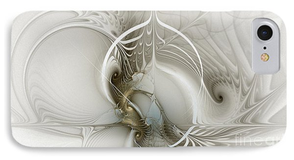 Gateway To Heaven-fractal Art IPhone Case
