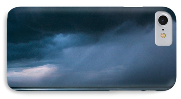 Gathering Storm Phone Case by John Greim