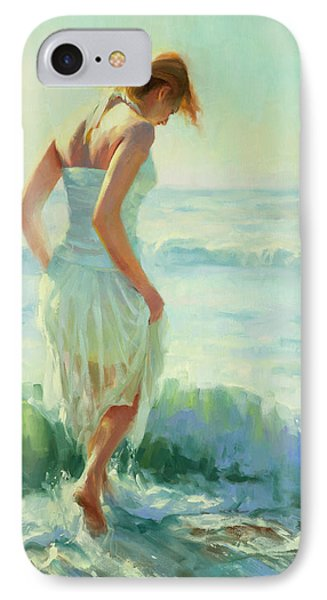 Gathering Thoughts IPhone Case by Steve Henderson