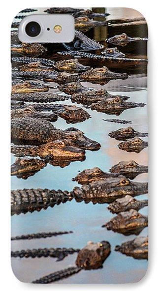 Gator Pack IPhone Case