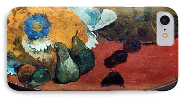 Gauguin: Fete Gloanec, 1888 Phone Case by Granger