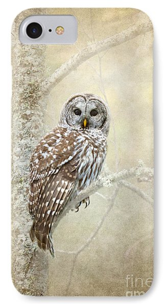 Guardian Of The Woods II IPhone Case by Beve Brown-Clark Photography