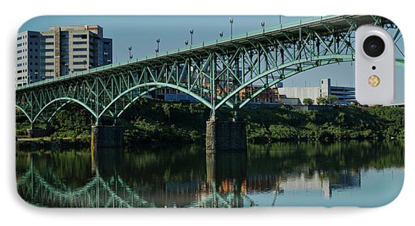 IPhone Case featuring the photograph Gay Street Bridge by Douglas Stucky