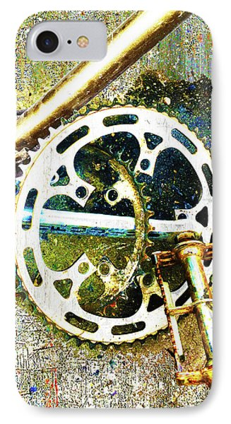 Gear IPhone Case by Tony Rubino