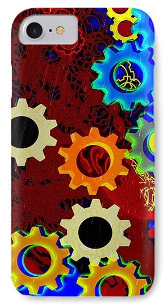 Gears 1 IPhone Case