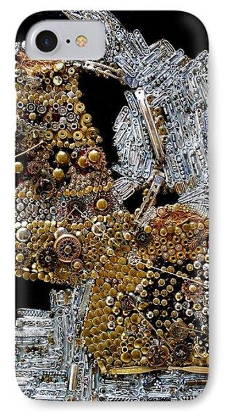 Gears Of Aquarius IPhone Case