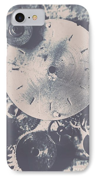 Gears Of Old Industry IPhone Case by Jorgo Photography - Wall Art Gallery