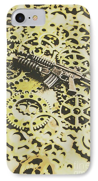 Gears Of War IPhone Case by Jorgo Photography - Wall Art Gallery