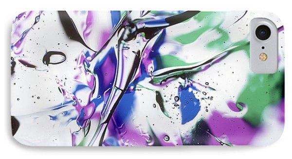 Gel Art #12 Phone Case by Jack Eadon