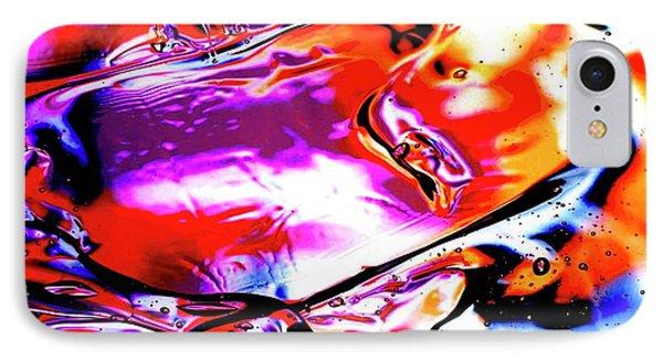 Gel Art #14 Phone Case by Jack Eadon