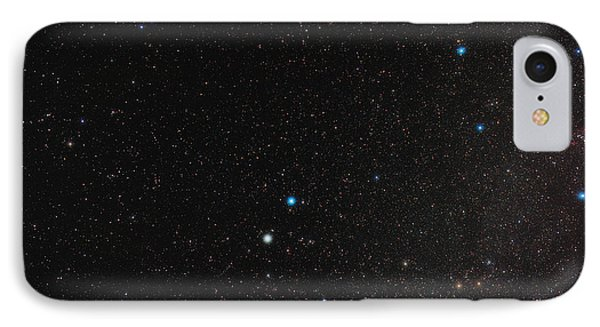 Gemini Constellation Phone Case by Eckhard Slawik