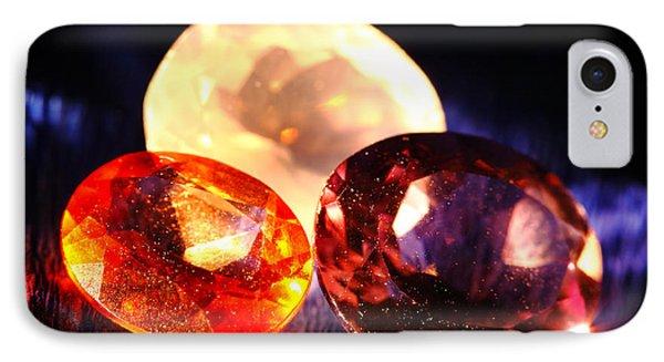 Gems Phone Case by Gaspar Avila