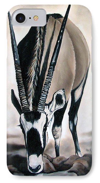 Gemsbok - Thirst IPhone Case