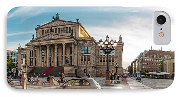 Gendarmenmarkt Platz / Berlin IPhone Case