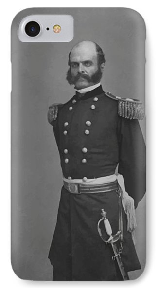 General Ambrose Everett Burnside IPhone Case