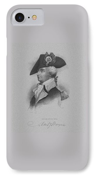 General Anthony Wayne Phone Case by War Is Hell Store