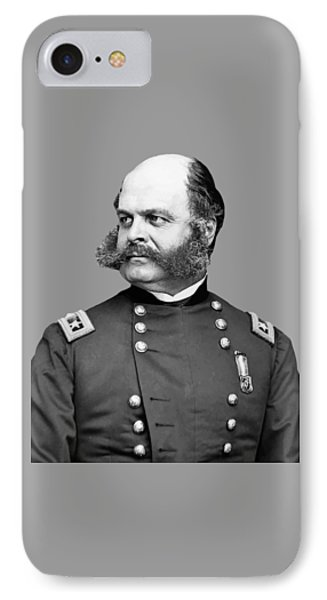 General Burnside IPhone Case by War Is Hell Store