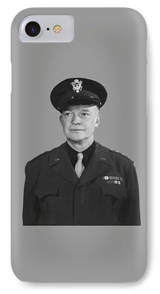General Dwight D. Eisenhower IPhone Case