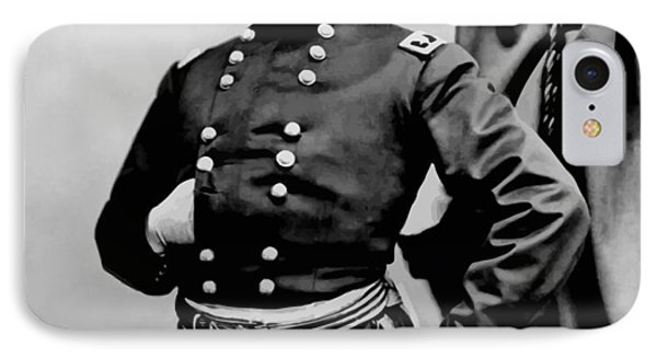 General George Mcclellan IPhone Case by War Is Hell Store