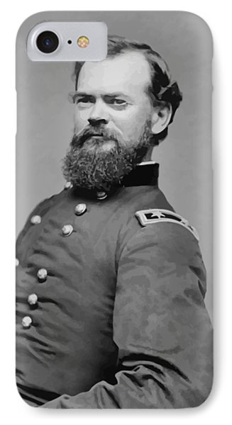 General James Mcpherson  Phone Case by War Is Hell Store