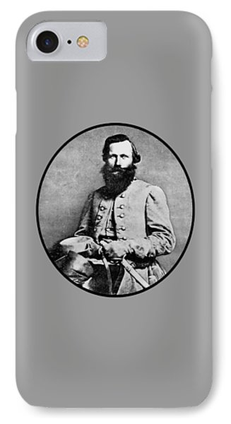 General Jeb Stuart IPhone Case by War Is Hell Store