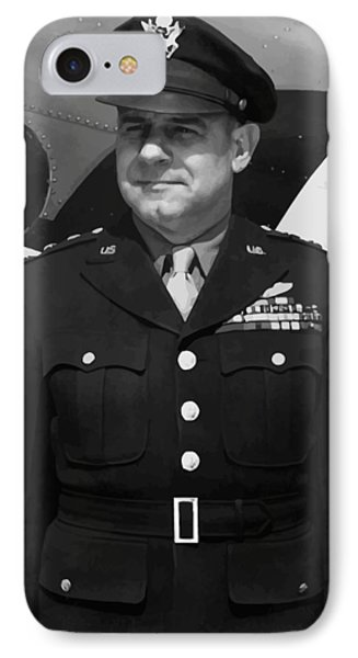 General Jimmy Doolittle IPhone Case