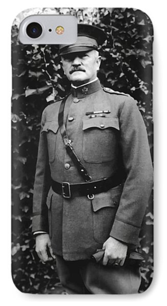 General John J. Pershing IPhone Case by War Is Hell Store