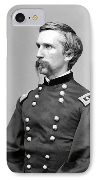 General Joshua Lawrence Chamberlain Phone Case by War Is Hell Store