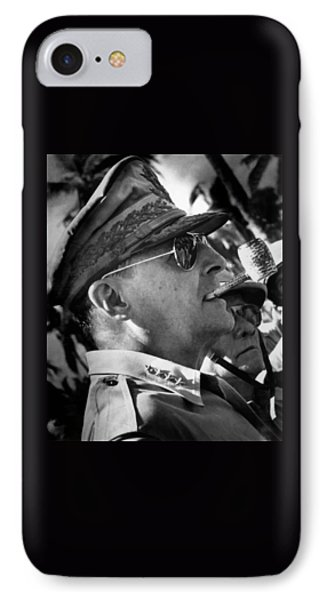 General Macarthur IPhone Case by War Is Hell Store