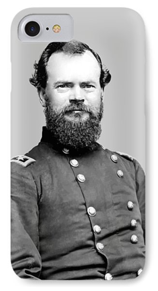 General Mcpherson IPhone Case by War Is Hell Store