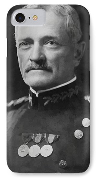 General Pershing Phone Case by War Is Hell Store