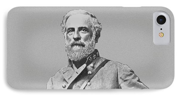 General Robert E Lee Phone Case by War Is Hell Store