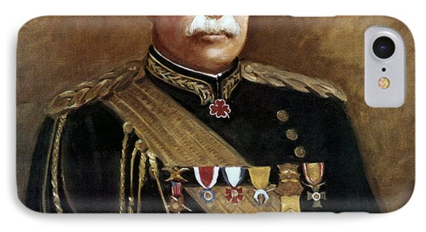 General Samuel B. M. Young IPhone Case by MotionAge Designs