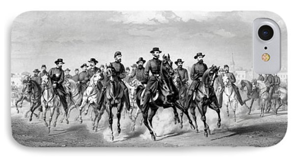 General Sherman At Savannah IPhone Case by War Is Hell Store