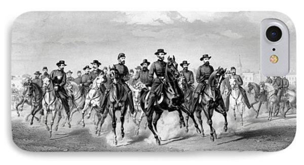 General Sherman At Savannah IPhone Case