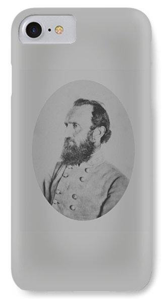 General Thomas Stonewall Jackson IPhone Case